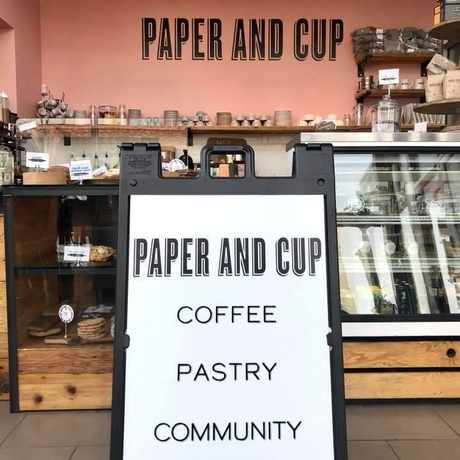 Photo of Paper And Cup in Spokane