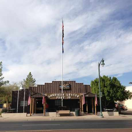 Photo of American Legion in Heritage District, Gilbert