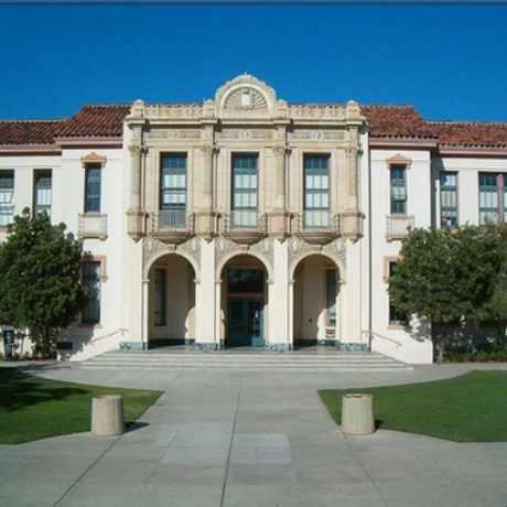 Photo of Santa Barbara Senior High School in Santa Barbara