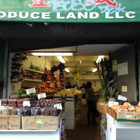 Photo of Produce Land LLC in Chinatown, San Francisco
