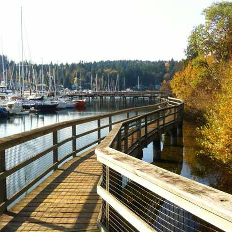 Bainbridge Island Trail Map