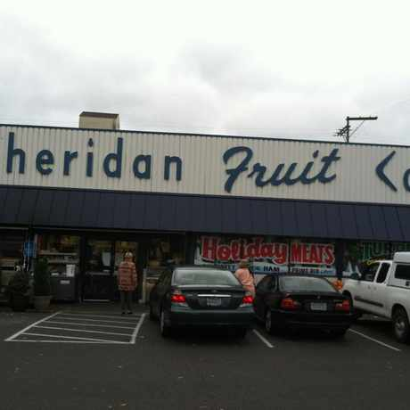 Photo of Sheridan's Market in Buckman, Portland
