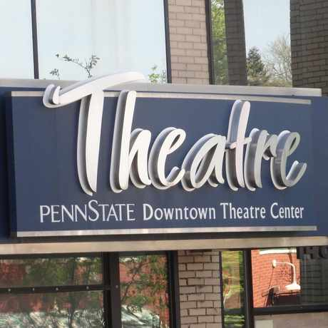 Photo of Penn State Downtown Theatre Center in State College