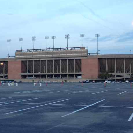 Photo of Rice Stadium in Houston