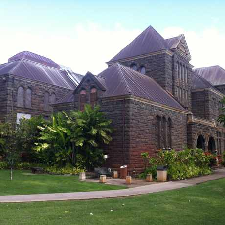 Photo of Bishop Museum in Honolulu