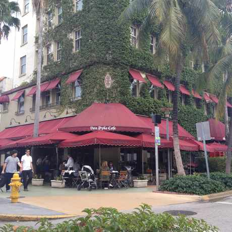 Photo of Don Drake Cafe in Miami Beach