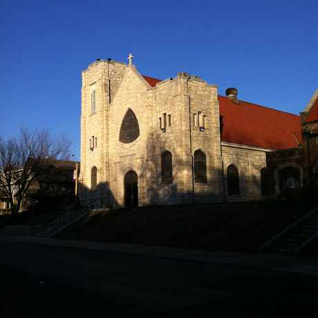 Photo of St James Catholic Church in Kansas City