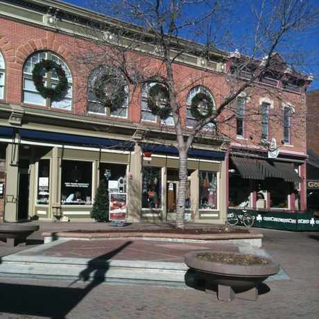 Photo of Old Town Square in Downtown, Fort Collins