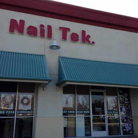Photo of Nail Tek & Spa in Yorba Linda