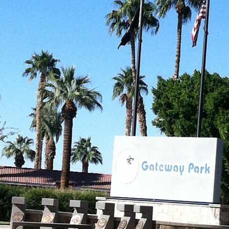 Photo of Gateway Park in Blythe