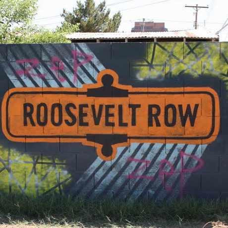 Photo of Roosevelt Row in Garfield, Phoenix