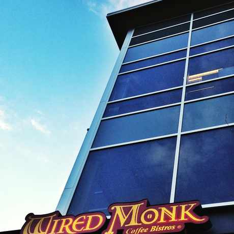 Photo of Wired Monk in Surrey