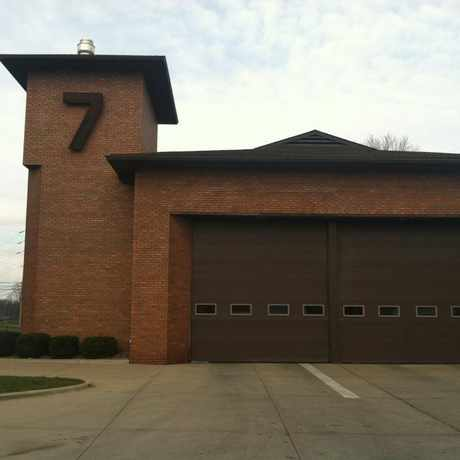 Photo of Akron Fire Station #7 in Chapel Hill, Akron
