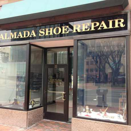 Photo of Almada Shoe Repair in Downtown, Hartford
