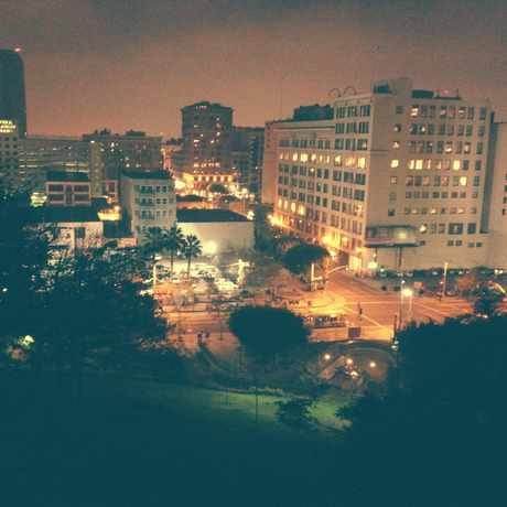 Photo of Angels Knoll Park in Downtown, Los Angeles