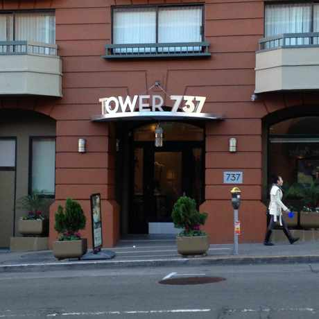Photo of Tower 737 Condominium Rentals in Lower Nob Hill, San Francisco