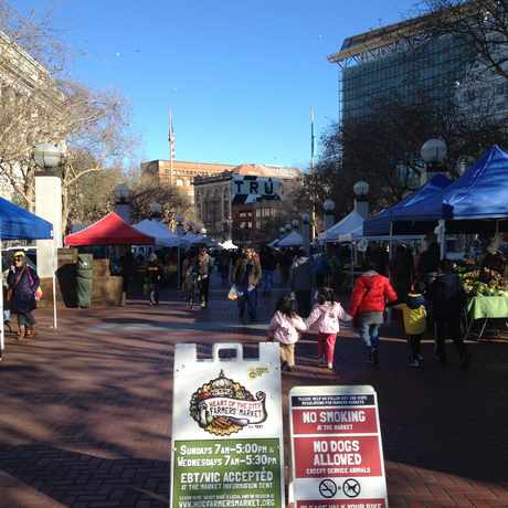 Photo of Heart Of The City Farmer's Market in Civic Center, San Francisco