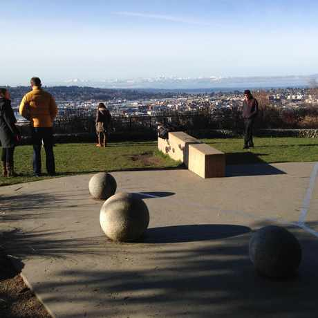 Photo of Fremont Peak Park in Fremont, Seattle