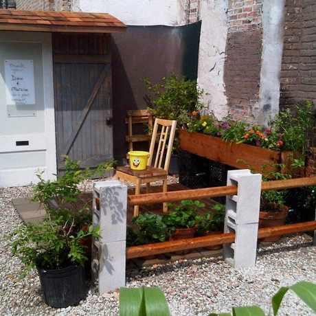 Photo of Montrose Green Community Garden in North Center, Chicago