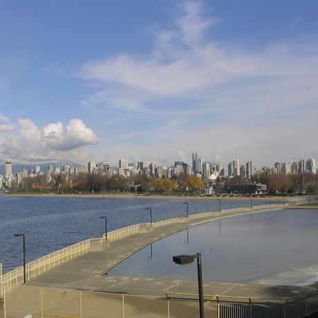 Photo of Kits Beach Pool in Kitsilano, Vancouver