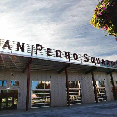 Photo of San Pedro Square Market in San Jose