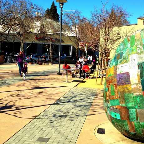 Photo of Lytton Plaza in Palo Alto