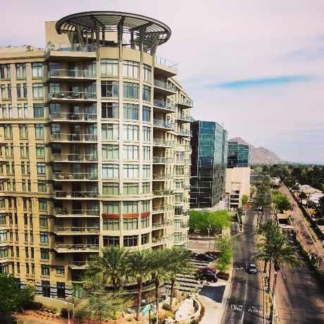 Photo of Optima Biltmore Towers Condominium in Phoenix