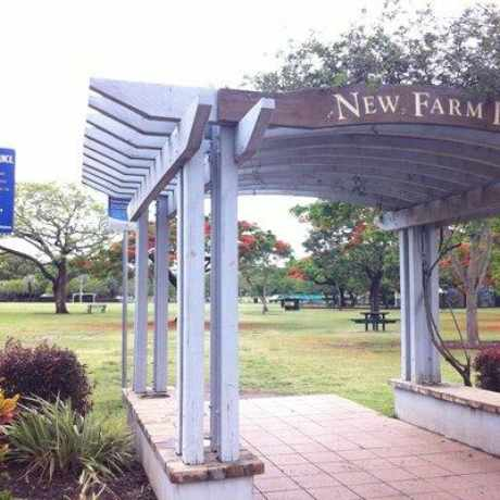 Photo of New Farm Park in Brisbane