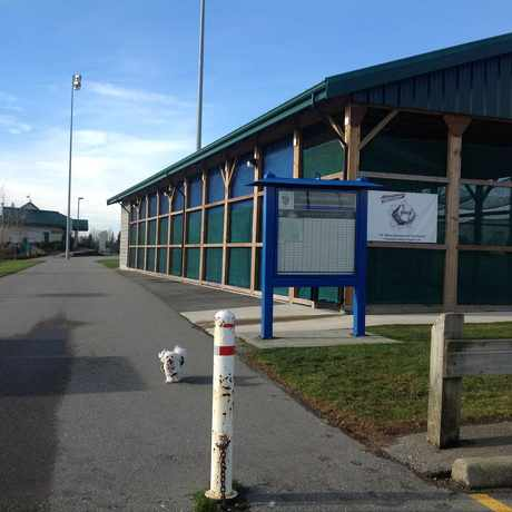 Photo of Aldergrove Athletic Park (Rotary Field House) in Langley Township