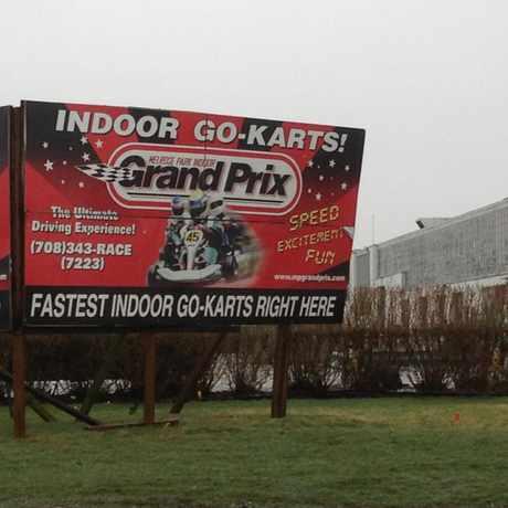 Photo of Melrose Park Indoor Grand Prix in Melrose Park