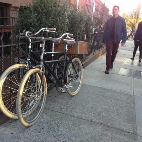 Photo of Bike Love in Park Slope, New York
