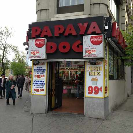 Photo of Papaya Dog in West Village, New York