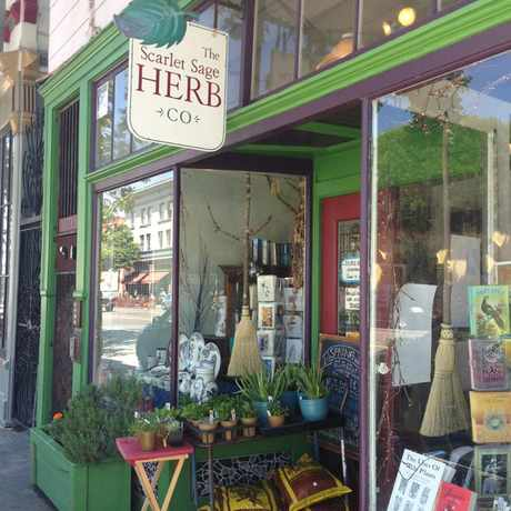 Photo of Scarlet Sage Herb Co in Mission District, San Francisco