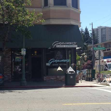 Photo of Gaylord's Caffe Espresso in Piedmont Avenue, Oakland
