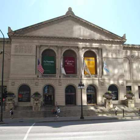 Photo of The Art Institute of Chicago in Grant Park, Chicago
