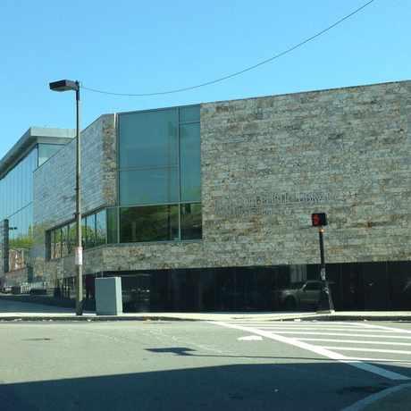 Photo of Boston Public Library-Mattapan Branch in Wellington Hill, Boston