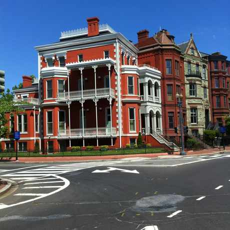 Photo of Logan Circle in Washington D.C.