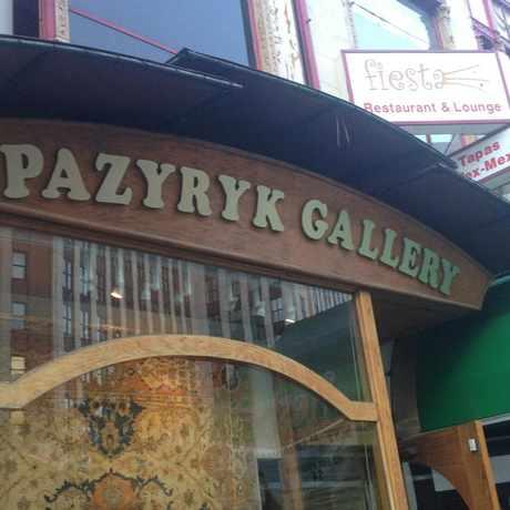 Photo of Pazyryk Rug Gallery in Dupont Circle, Washington D.C.
