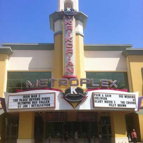 Photo of Krikorian Theatres in Vista