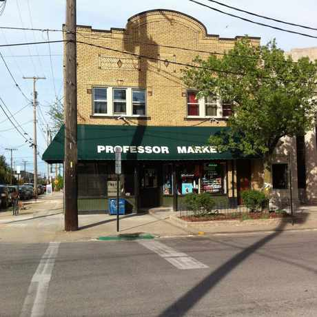Photo of Professor Market in Tremont, Cleveland