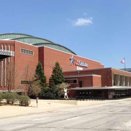 Photo of UW-Milwaukee Panther Arena in Kilbourn Town, Milwaukee
