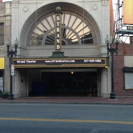 Photo of The Strand Theatre in Uphams Corner - Jones Hill, Boston
