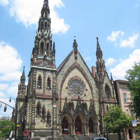 Photo of Mount Vernon Place United Methodist Church in Baltimore