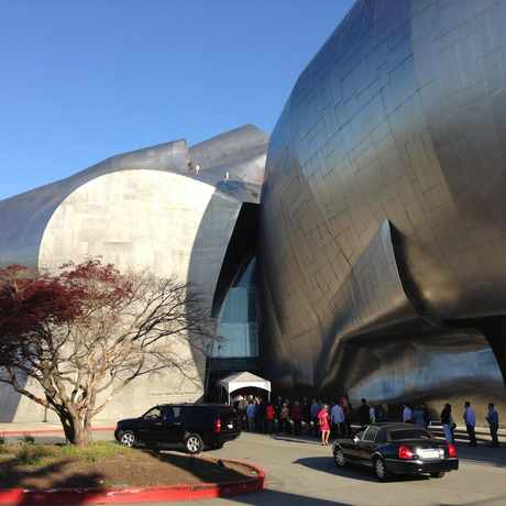 Photo of EMP Museum in Lower Queen Anne, Seattle