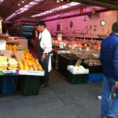 Photo of Win Sea Food Market in Chinatown, New York