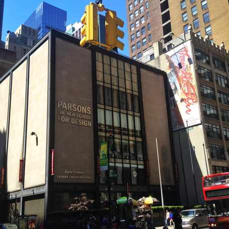 Photo of Parsons The New School for Design School of Fashion in Theater District, New York