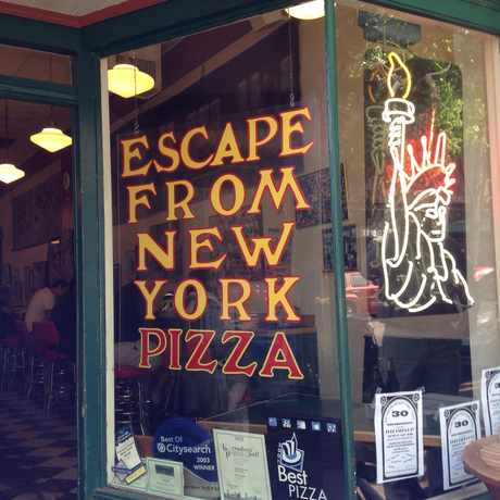 Photo of Escape From New York Pizza in Northwest District, Portland