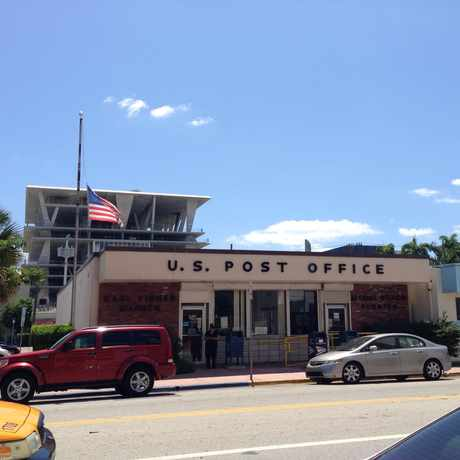 Photo of US Post Office in Miami Beach