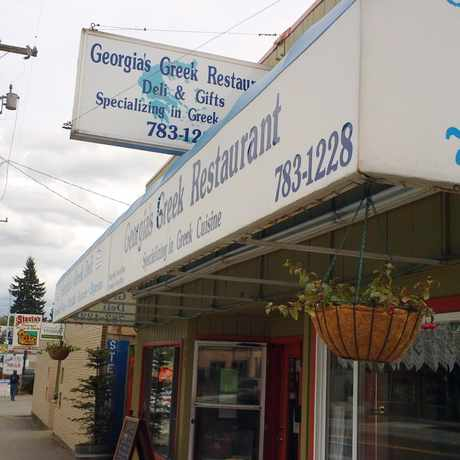 Photo of Georgia's Greek Restaurant & Deli, Northwest 85th Street, Seattle, WA in Greenwood, Seattle