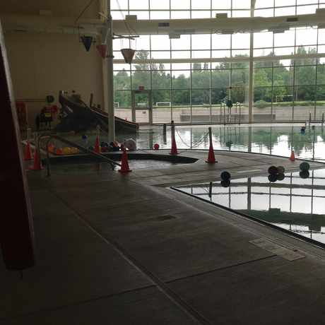 Photo of Community Pool in Bagley Downs, Vancouver